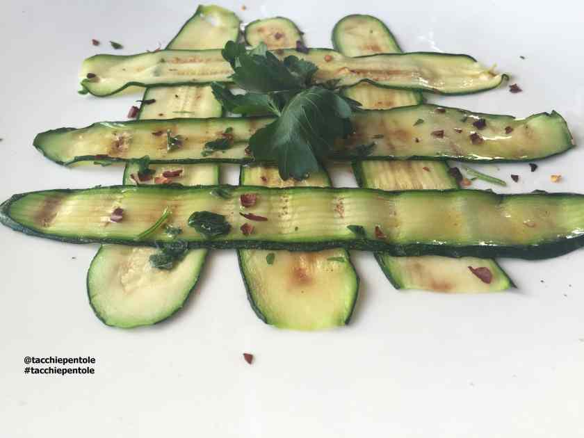 Ricetta: Zucchine grigliate, facilissime