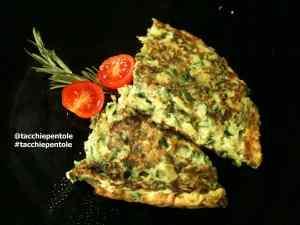 Ricetta: Frittata di zucchine, superveloce
