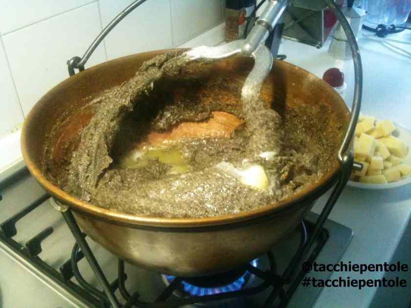 Ricetta: Polenta taragna, una ricetta tipica della Valltellina!