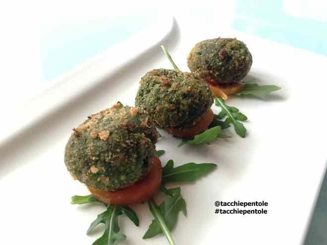 Ricetta: Polpettine di ricotta e spinaci