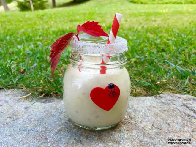 Ricetta: Smoothie yogurt magro e mela