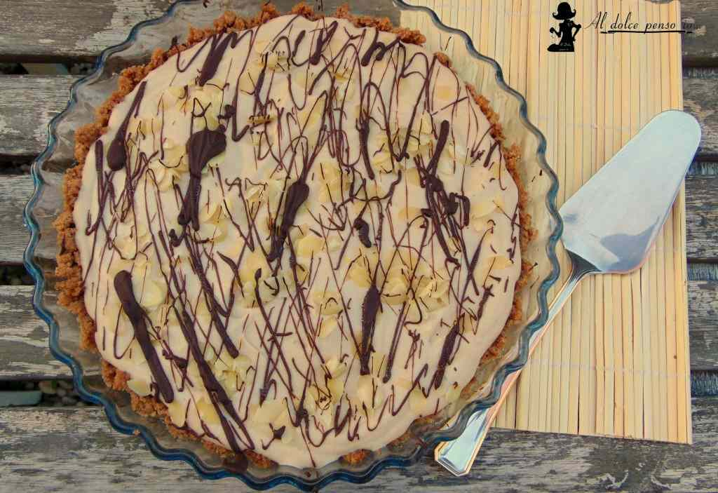 Ricetta: amaretto tart