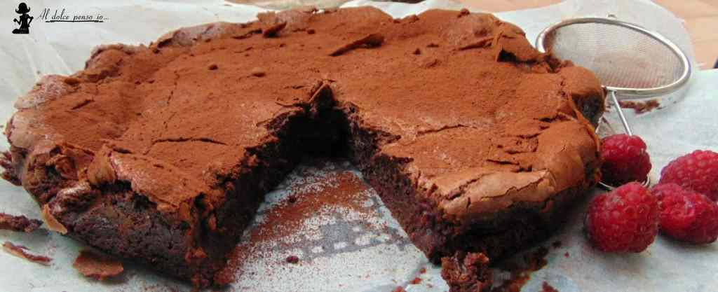 foundant au chocolat