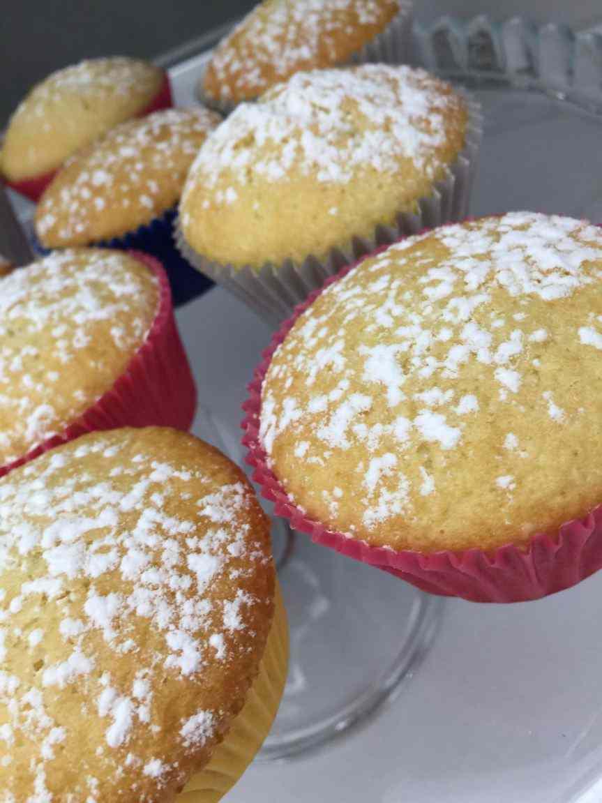 Ricetta: Muffin al cocco