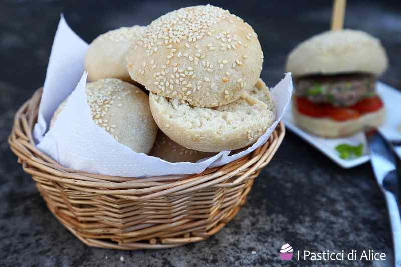 Ricetta: Panini per Hamburger