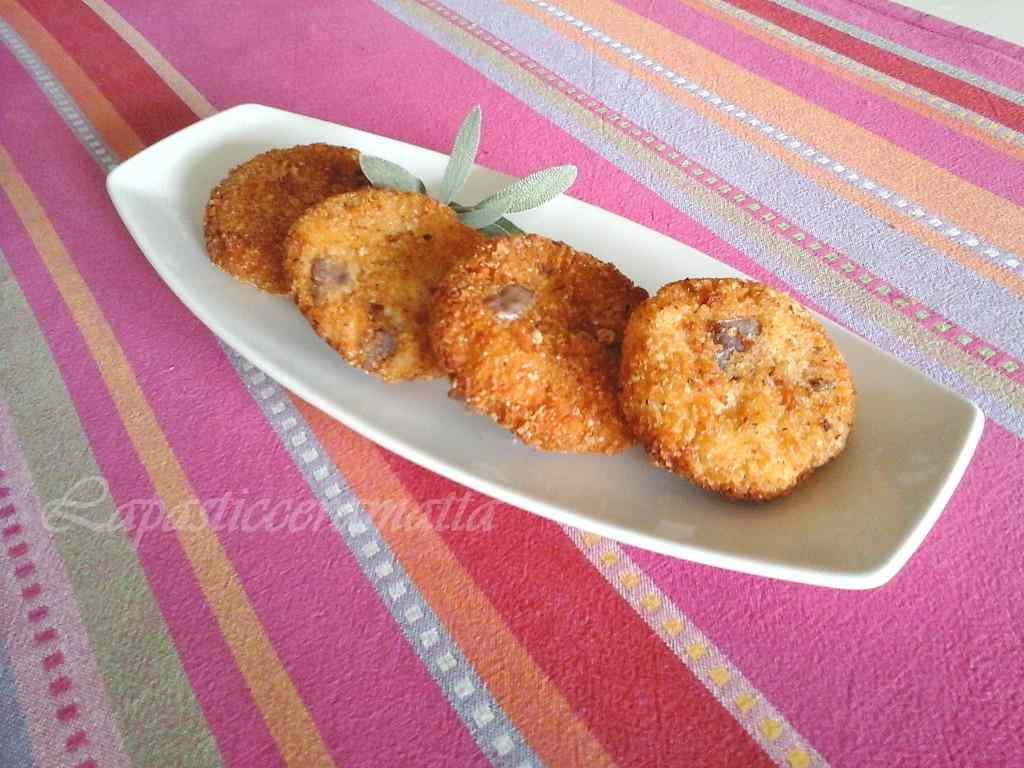 Ricetta: Polpette di quinoa patate e melanzane