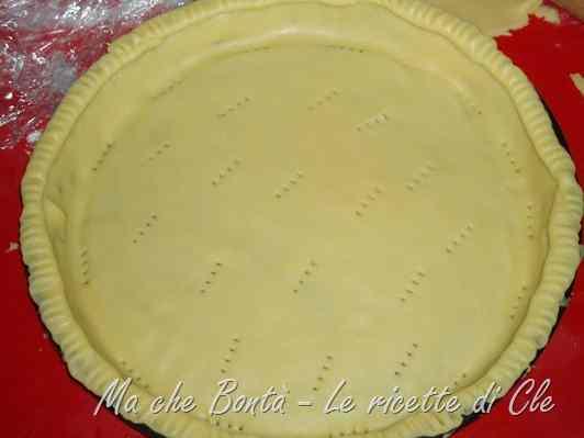 Ricetta: Pasta frolla