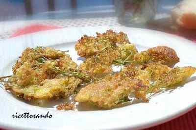 Ricetta: Frittelle di fiori di sambuco