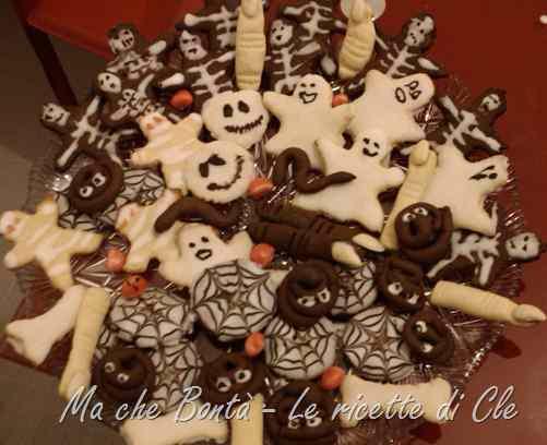 Ricetta: Dolcetto  scherzetto: biscotti per carnevale e halloween!