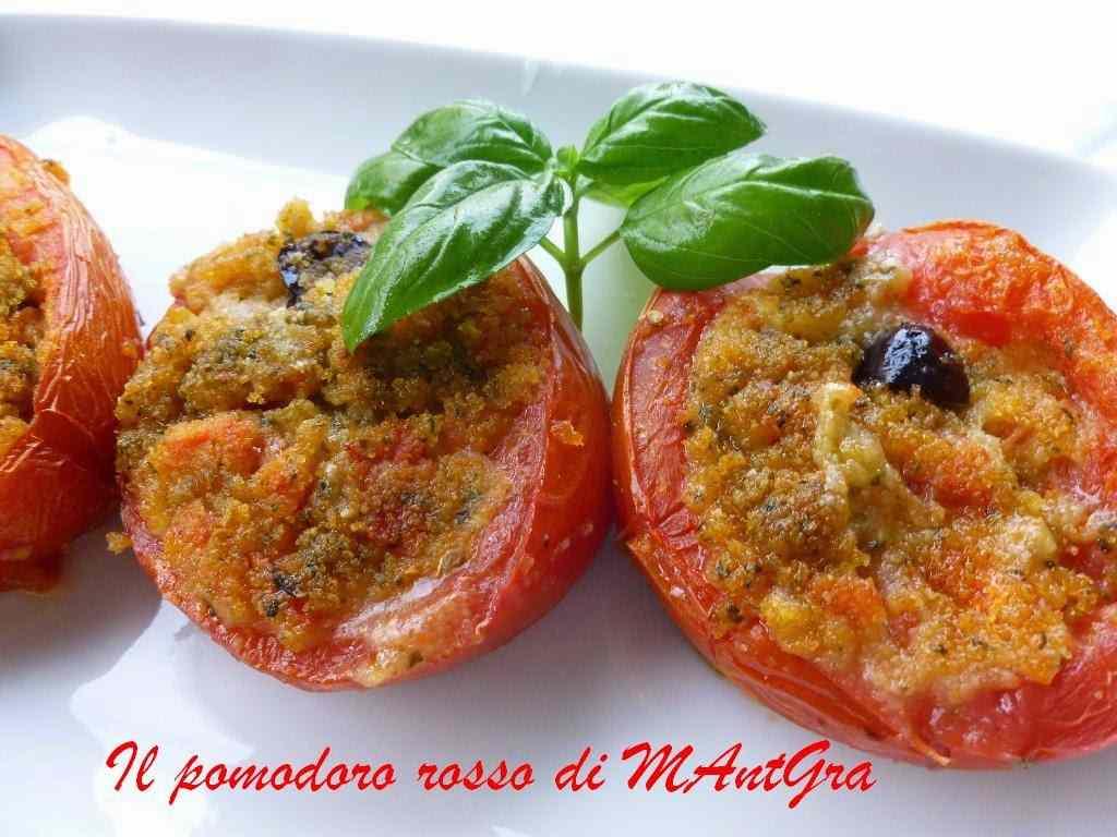 Ricetta: Pomodori ripieni al pesto