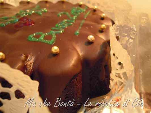 Ricetta: Torta di barbabietole rosse e cacao (beet and cocoa cake)