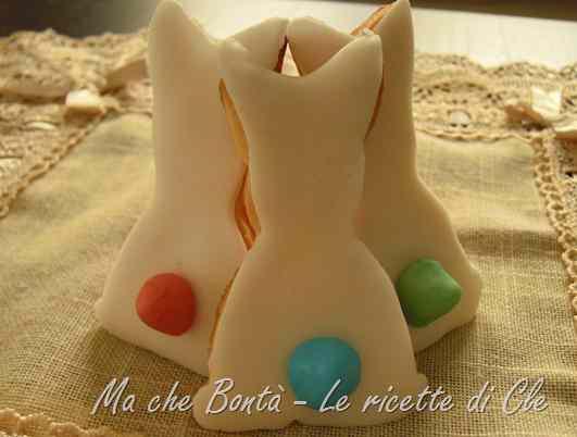 Ricetta: Biscotti di pasqua (easter motif cookies)