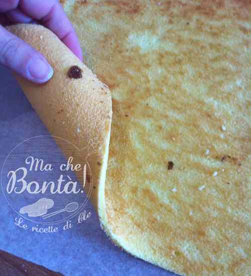 Ricetta: Biscuit Rolle