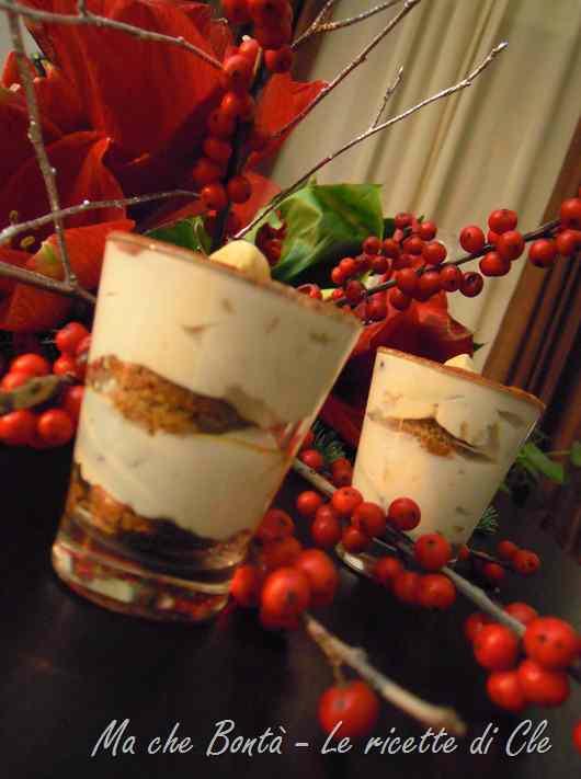 Ricetta: Il tiramisu delle feste (winter holidays nougat tiramisu)