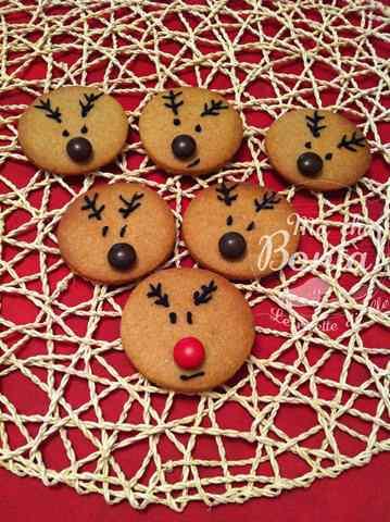 Ricetta: Biscotti di Natale