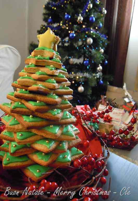 Ricetta: Gingerbread christmas tree