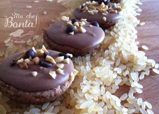 Ricetta: Biscotti saraceni con cremino alla nocciola