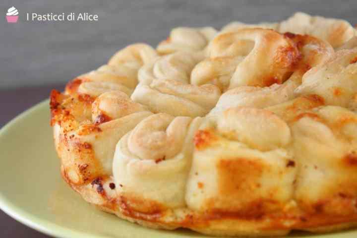 Ricetta: Pizza Alternativa allo Stracchino