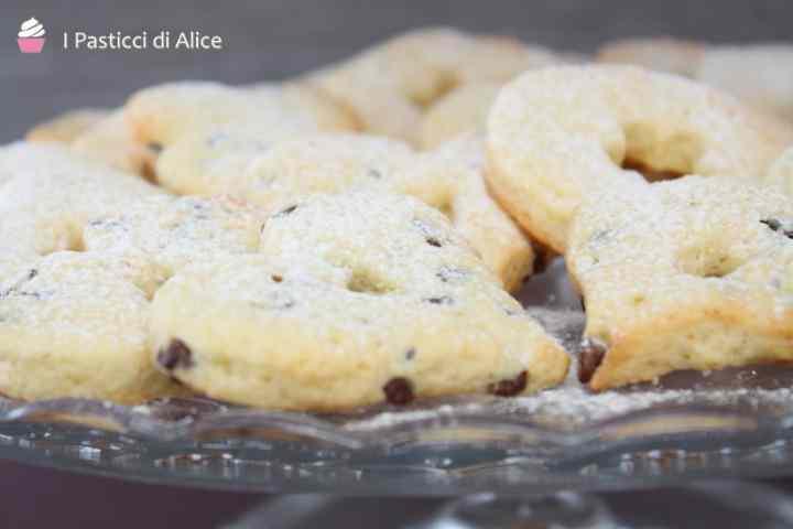 Ricetta: Biscotti alla Panna