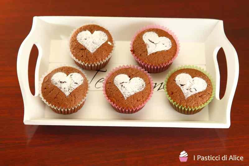 Ricetta: Muffins al Cioccolato Morbidi