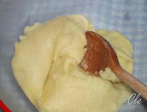 Pasta per bignè (choux)