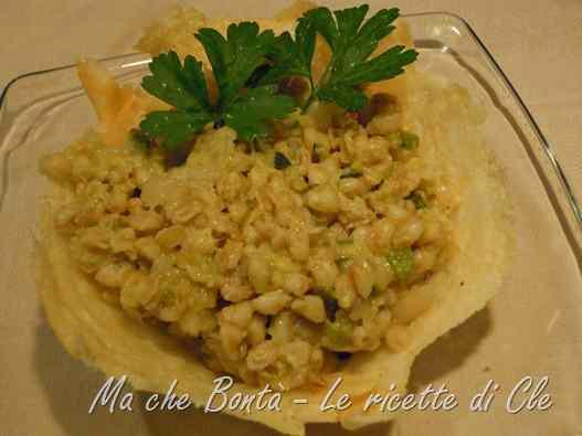 Ricetta: Minestra di verza e zucchine