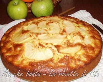 Ricetta: Torta di mele (paneangeli)