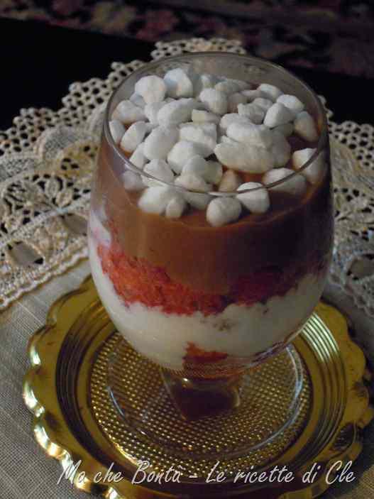 Ricetta: Zuppa inglese ai due cioccolati dell ultimo minuto
