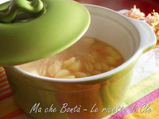 Ricetta: Pasta e patate... il comfort food!