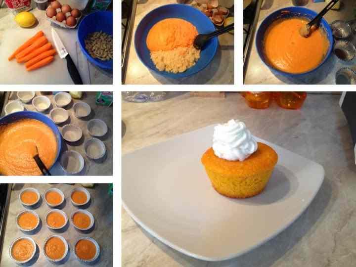Ricetta: Tortini di carote