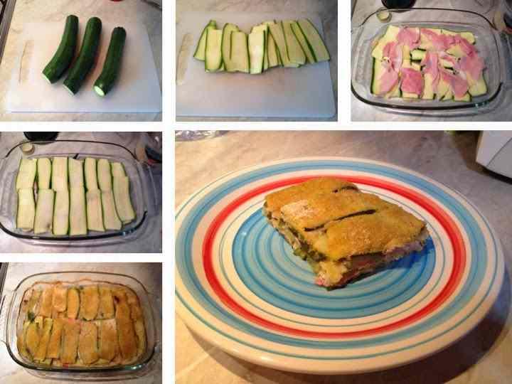 Ricetta: Sformato di zucchine
