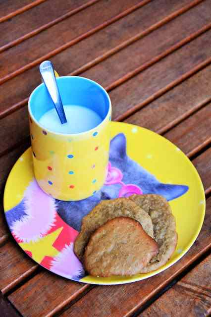 Ricetta: Biscotti quinoa ed arancio