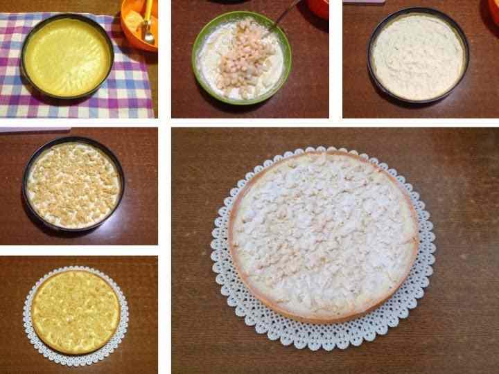 Ricetta: Torta Teresa (ricotta e pere)