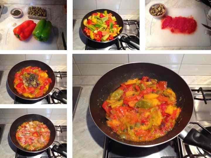 Ricetta: Fantasia di peperoni