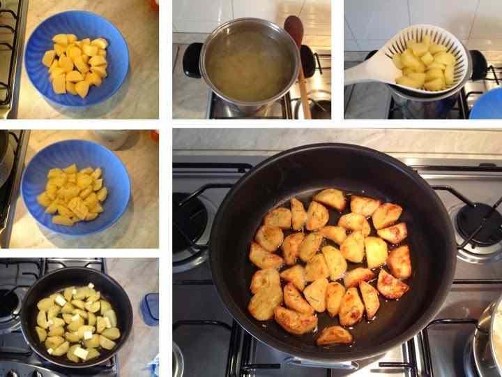 Ricetta: Patate al forno