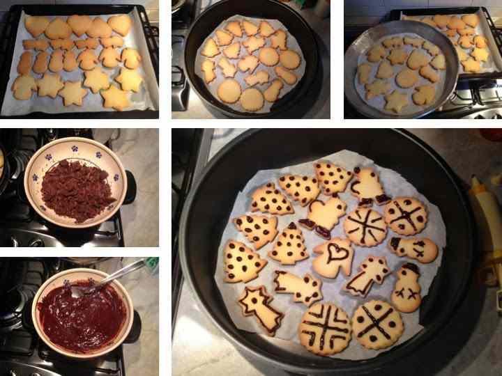 Ricetta: Biscotti al burro natalizi