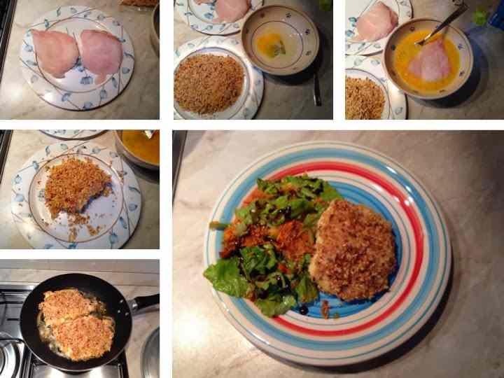 Ricetta: Filetti di pesce persico croccanti