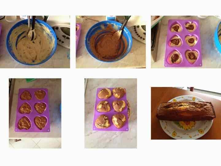 Ricetta: Plumcake vaniglia e cacao