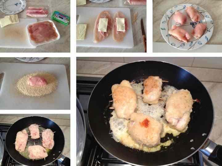 Ricetta: Involtini di pollo
