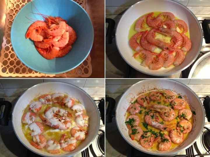 Ricetta: Gamberoni allo yogurt