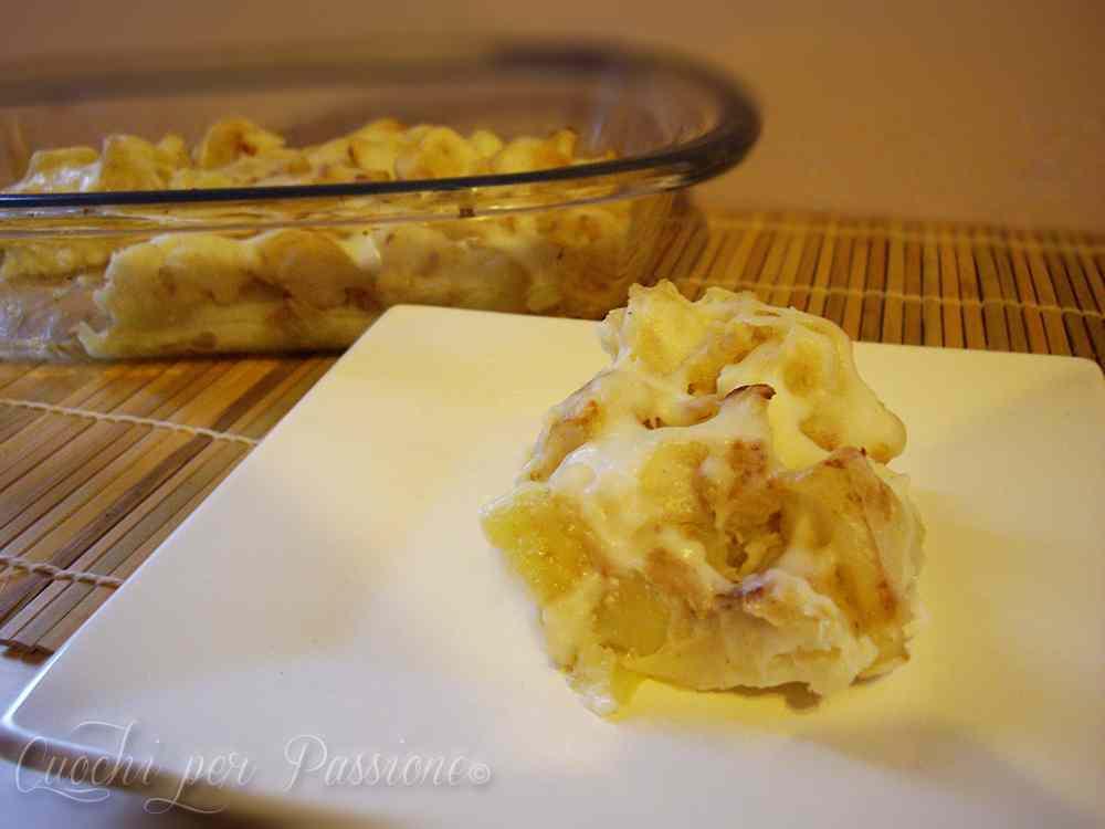 Ricetta: Cavolfiore e Patate gratinati con Besciamella