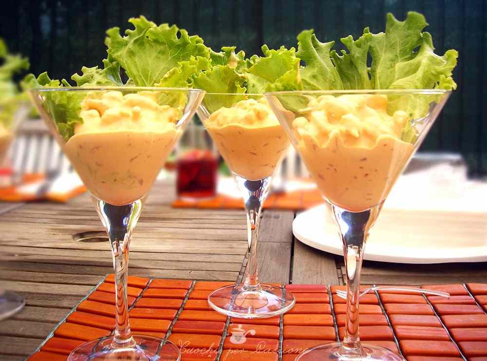 Ricetta: Cocktail di Gamberetti