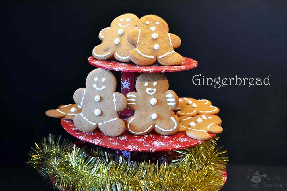 Ricetta: Gingerbread