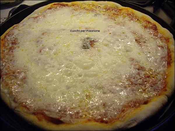 Ricetta: Pizza Margherita