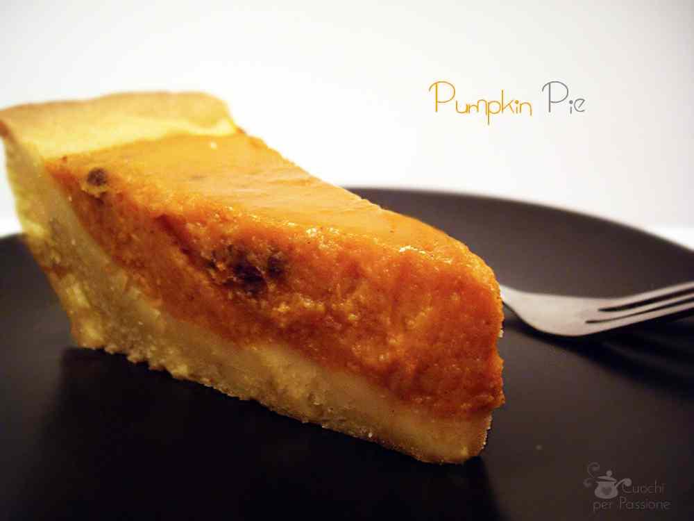 Ricetta: Pumpkin Pie
