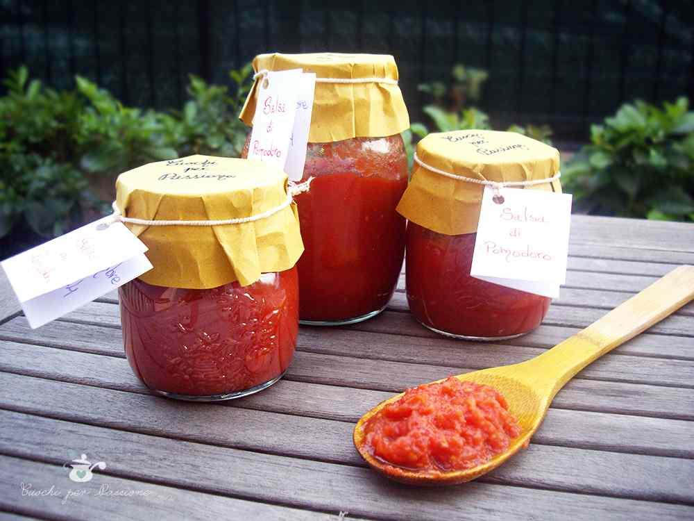 Ricetta: Salsa di Pomodoro e il Minipimer prova nuove sensazioni