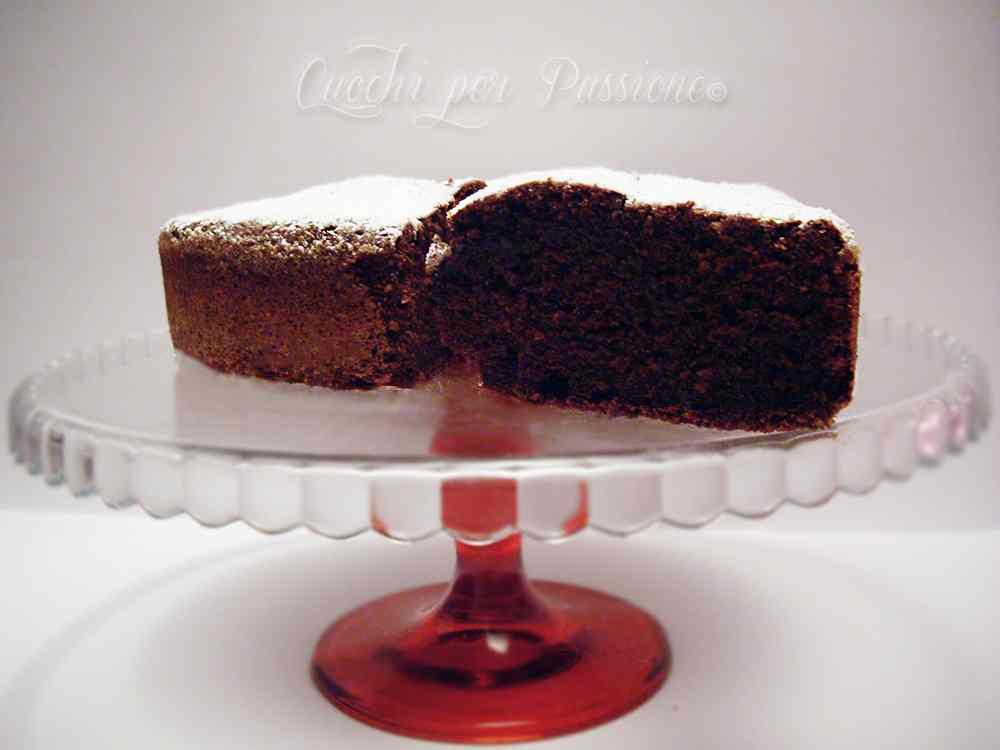 Ricetta: Torta al Doppio Cioccolato