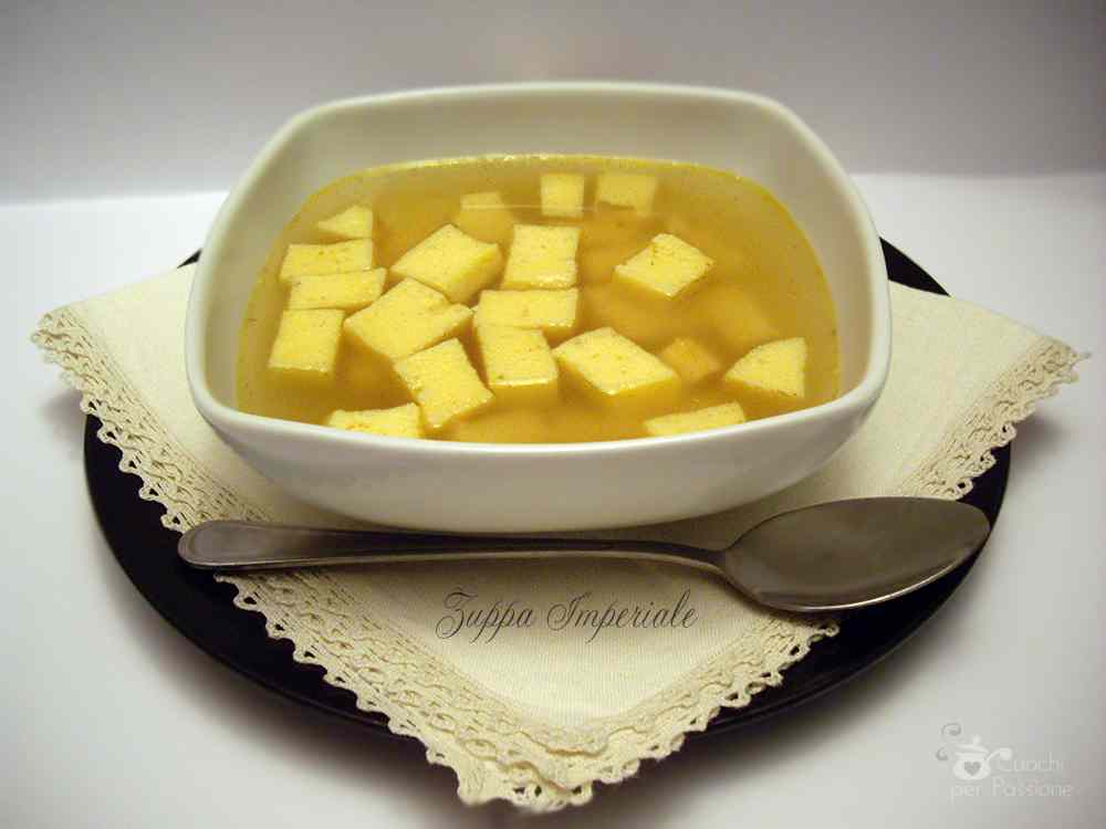 Ricetta: Zuppa Imperiale