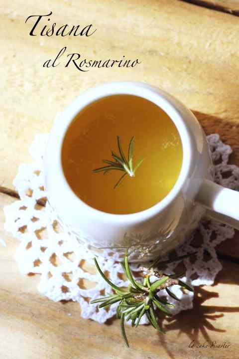 Ricetta: Tisana al rosmarino