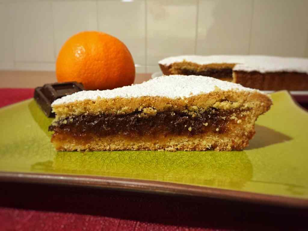 Ricetta: Torta arance e cioccolato